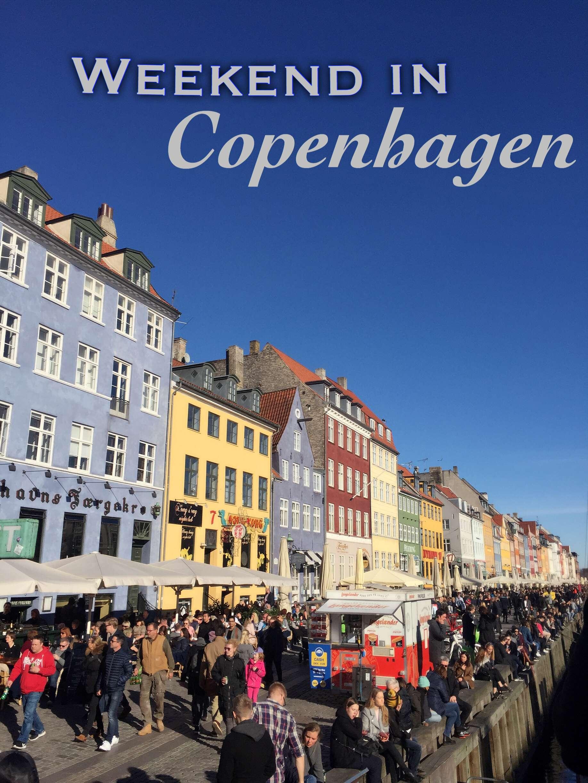 Weekend in Copenhagen - SecretMoona